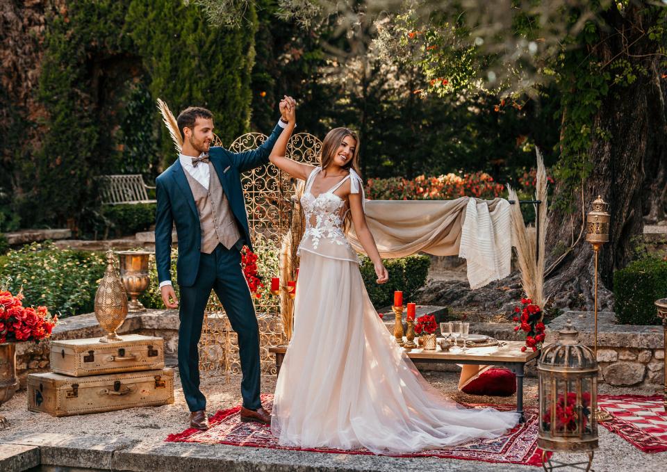 prestations mariée